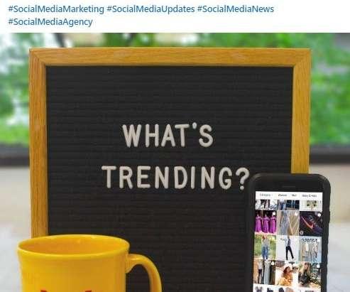 Hashtag - Social Media Informer